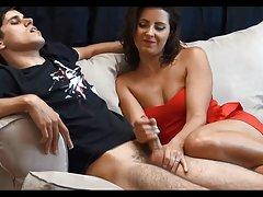 Freude am sex online porno mutter in strümpfen